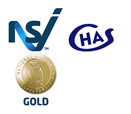 NACOSS Gold Standard accreditated security system company in York