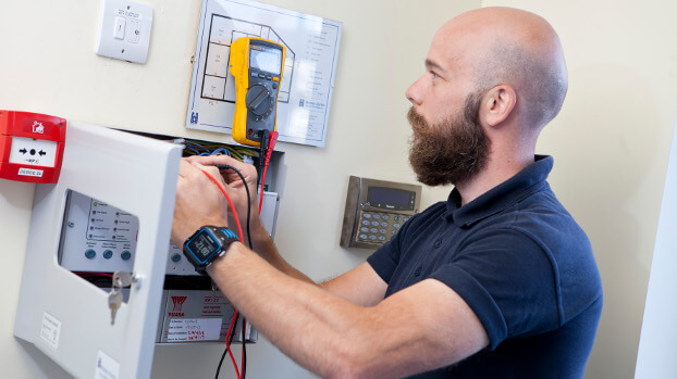 Minster Alarms Intruder Alarm Installation York Fire