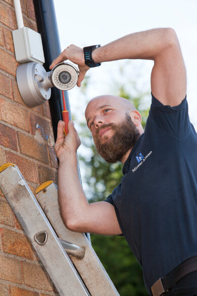 CCTV installation in York